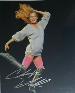 Cheryl Ladd Hand Signed 8x10 Photo W/ Holo COA