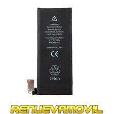 Bateria para iPhone 4 A1332 1420mAh APN 616-0512 Recambio Capacidad Original