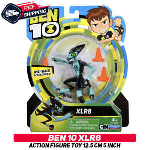Ben 10 XLR8 Action Figure Toy 12.5 cm 5 Inch Original Very Rare New Sealed 76108