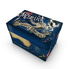 METALLICA 25 NIGHTS DOWN UNDER CD BOX SET live