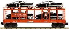 MTH 30-7659 SF TRANSPORT LimitedEd 4 Rare Diecast ERTL Cadillac Autos Santa Fe