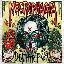 Necrophagia-Deathtrip 69 CD NEW