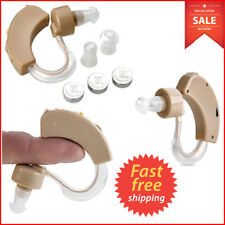 1PC Digital Hearing Aids Kit Behind the Ear BTE Sound Voice Amplifier Audiphone