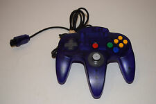 Official Grape Purple Controller for Nintendo 64 for N64 System - TESTED! +++