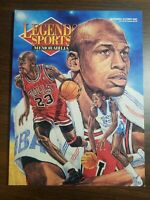 Rare Michael Jordan Legends Sports memorabilia 1992 with cards attached