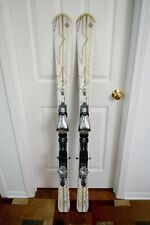 New listing VOLKL ATTIVA SKIS SIZE 147 CM WITH MARKER BINDINGS