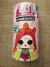 Poupee LOL, surprise,#hair goals,neuve, à voir,style me,véritable pas copie