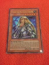 Yugioh Freed The Matchless General Holo Rare DB2-EN137 Nice !