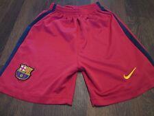 """Shorts De Entrenamiento Barcelona Fútbol Talla 28"""" Cintura/Bi"""