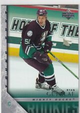 05/06 UD SERIES 2 RYAN GETZLAF YOUNG GUNS RC SP ROOKIE #452