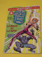 1987 LUG PRESENTS UN RECIT COMPLET MARVEL LA BELLE ET BETE DR.DOOM IN FRENCH