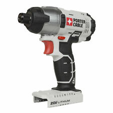 "Porter Cable PCC641 20V Li-Ion 1/4"" Hex Impact Driver New uses PCC680L PCC681L"