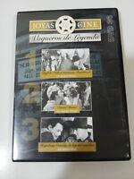 JOYAS DEL CINE VAQUEROS DVD 36 BUFFALO BILL DANIEL BOONE HOPALONG CASSIDY
