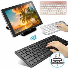 Thin Wireless Keyboard For Samsung Galaxy Tab 2 3 4 A E S5e S3 S4 S6 7''~10.5''