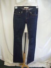 "Ladies Jeans Ted Baker indigo organic cotton, waist 30"" inside leg 34"" slim 7572"