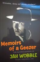 """""""Memoirs Of A Geezer..Autobiography of Jah Wobble: Music, Mayhem, Life *SIGNED*"""