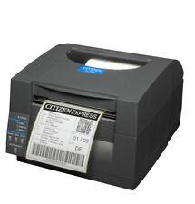 Citizen CL-S521 1000815 8 Dots / mm 203dpi Zpl Datamax Dual-If Black