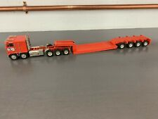 A Smith Auto Models 1:50 5 Axle Kenworth K100 Twin Steer with 4-Axle Lowboy