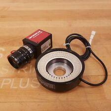 Micoscan 98-000115-01 Visionscape GiGe CCD Camera, 0.3MP Mono 656X494 Pixels