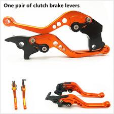 CNC Short Clutch Brake Lever For KTM 390 Duke/RC390 13-17 RC125/125 Duke 14-17