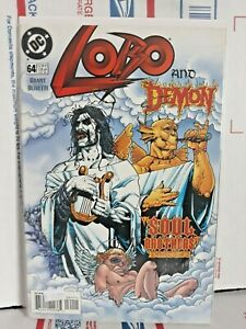 Lobo #64 DC Comics Final Issue of the series HTF 1999