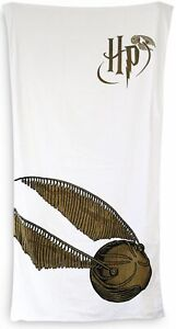 Harry Potter Towel - Golden Snitch Official New