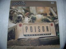 Rare, The Prodigy, Poison, 1995, XLT, Made in England, Cover VG, White Album NM