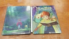 Ni No Kuni Wrath Of The White Witch Steelbook PS3 Game Included free shipping