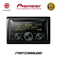 PIONEER FH-S720BT DOUBLE DIN CD MP3 USB AUX FLAC BLUETOOTH IPHONE ANDROID STEREO
