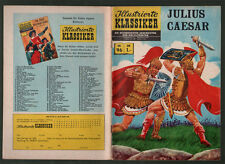 CGB Illustrated Classics .96 * Julius Caesar * 1. Edition HLN 94 * Z 2