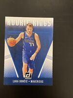2018-19 Donruss Rookie Kings #20 Luka Doncic Dallas Mavericks RC