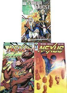 Lot Of 3 Comics Books