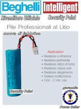 BEGHELLI INTELLIGENT PILA BATTERIA LITIO ORIGINALE+ MOLEX 8131 NEGOZIO UFFICIALE