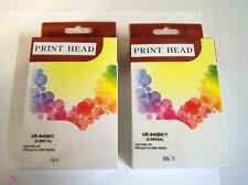 New remanufactured 1 set of HP 940 C4900A, C4901A B/Y C/M print heads