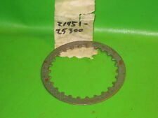 Suzuki Tc100 Ts100 '73-77 Clutch Driven Plate Oem #21451-25300