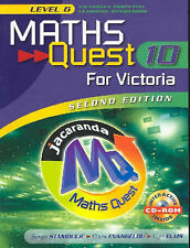 Maths Quest 10 for Victoria by Stambulic (Mixed media product, 2006)NEW