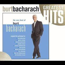 BURT BACHARACH CD - VERY BEST OF BURT BACHARACH (2001) - NEW UNOPENED