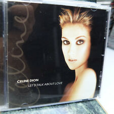 "NICKEL STORE: CELINE DION ""LET'S TALK ABOUT LOVE"" (VCD3)"