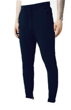 LULULEMON  ATHLETICA Mens Navy Blue Luon JOGGER/ TIGHT PANTS size SMALL