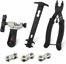 Easy Installation Bike Chain Tool Kit Road Bicycle Magic Buckle Removal Pliers