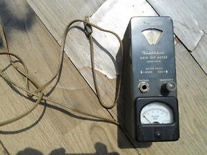 Heathkit Grid Dip Meter GD-1B Ham Shortwave