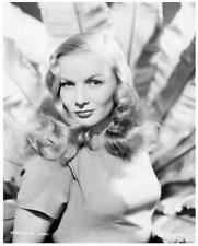 VERONICA LAKE beautiful 8x10 portrait still -- j017