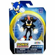 "Sonic the Hedgehog Action Figure 2.5"" Shadow - Free and Quick Shipping!"