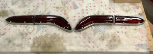1958 EDSEL CORSAR/CITATION NEW REPRODUCTION TAILIGHTS FULL SET