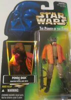 Kenner Star Wars A New Hope Power of the Force Ponda Baba Action Figure New