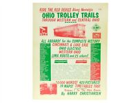 Ride The Red Devils Along Nostalgic Ohio Trolley Trails by Harry Christiansen