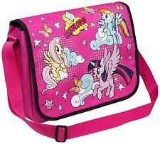 MY LITTLE PONY HANDBAG SHOULDER MESSENGER BAG STRAP SCHOOL GIRLS POCKET