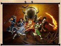 Anime Avatar The Last Airbender Home Decor Poster paintings Wall Scroll 60*40cm