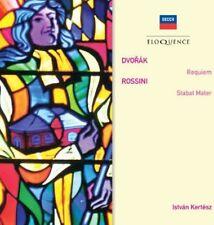 London Symphony Orch - Dvorak: Requiem / Rossini: Stabat Mater [New CD]