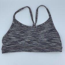 LuluLemon Women's Athletic Sports Bra Size 2 Gray